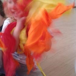 annie danzaterapia nido